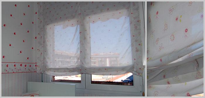 Cortinas para beb tu cortina - Cortinas habitacion bebe nina ...