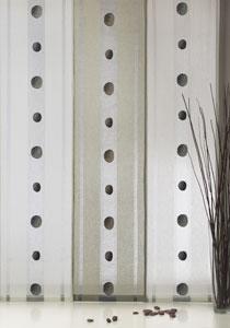 Estilos y tejidos de cortinas ideales para comedores for Fotos de cortinas para comedor