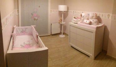 best ropa y cortinas para la habitacin de tu beb with cortina habitacion bebe
